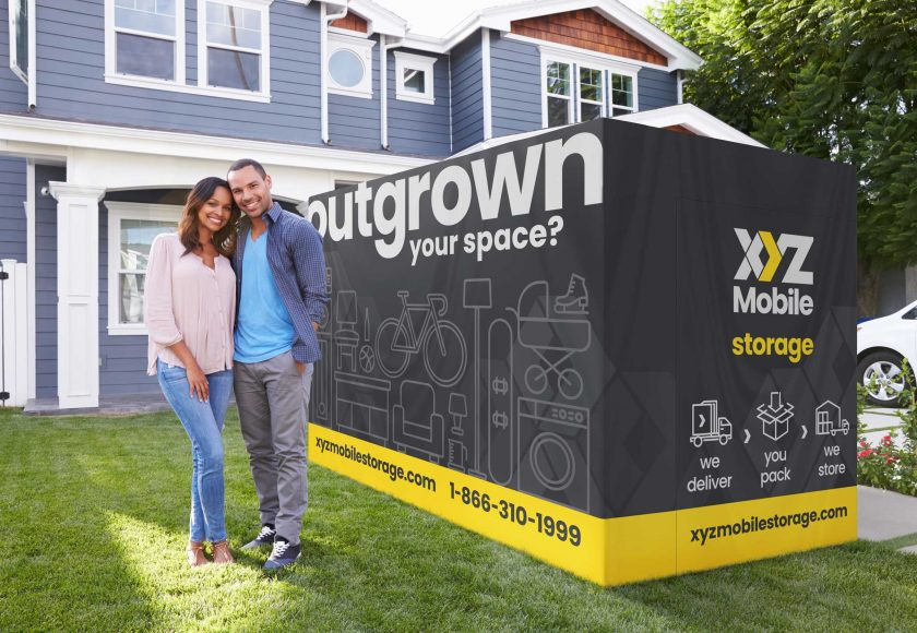 XYZ Storage Mobile Storage Unit