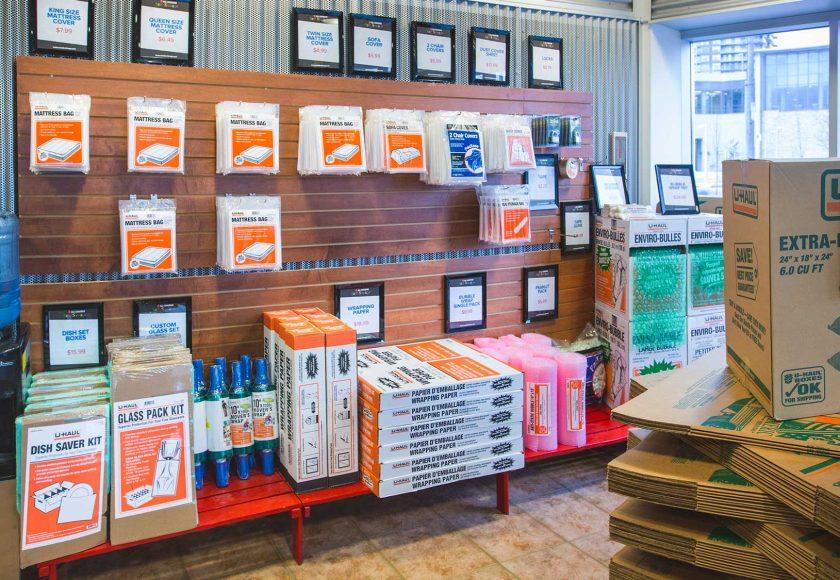XYZ Storage Etobicoke Location Retail