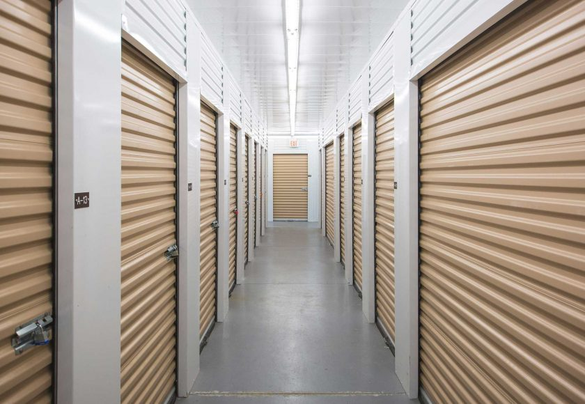 XYZ Storage Scarborough Location Units
