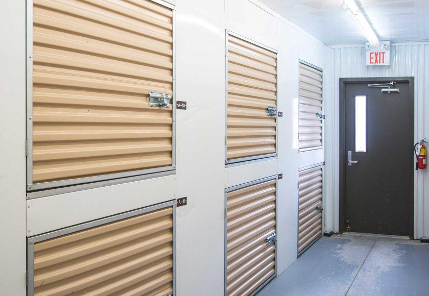 XYZ Storage Scarborough Location Units