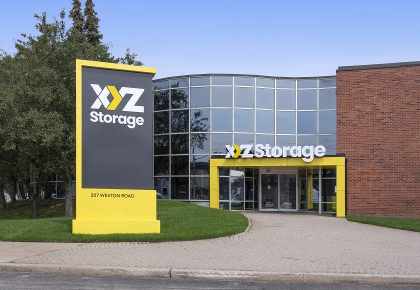 XYZ Storage Toronto West Facility