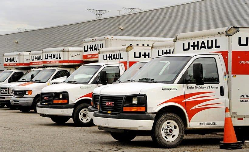 U Haul Moving Truck >> U Haul Truck Rental Mississauga Xyz Storage