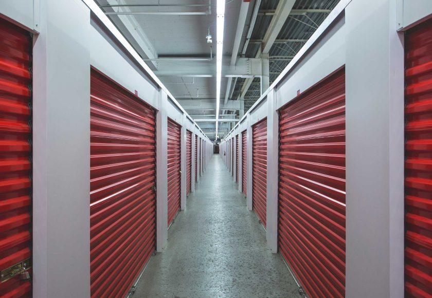 XYZ Storage Toronto Midtown Location Units
