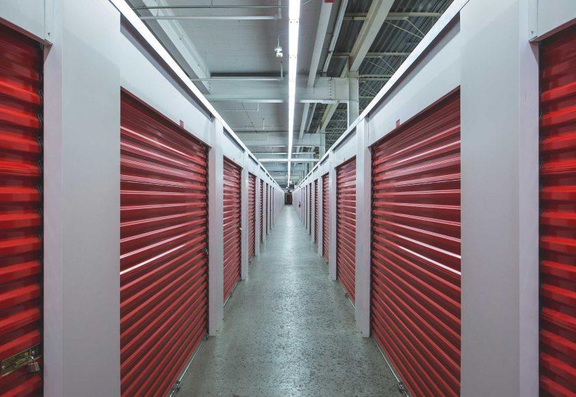 XYZ Storage Toronto Midtown Location Units