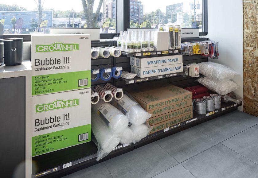 Supply Storage