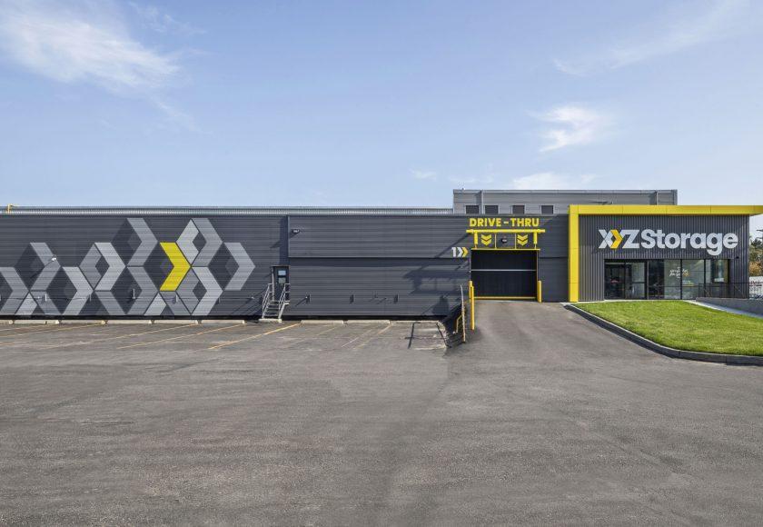 XYZ Storage Drive Thru