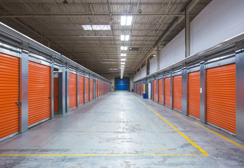 XYZ Storage Toronto West Location Units