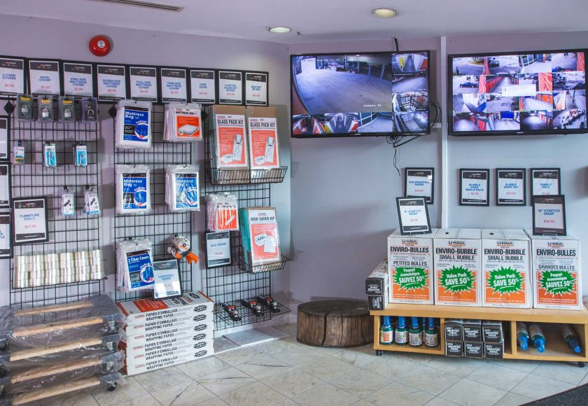 XYZ Storage Scarborough Location Retail