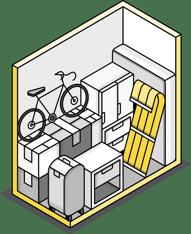 Small Self Storage