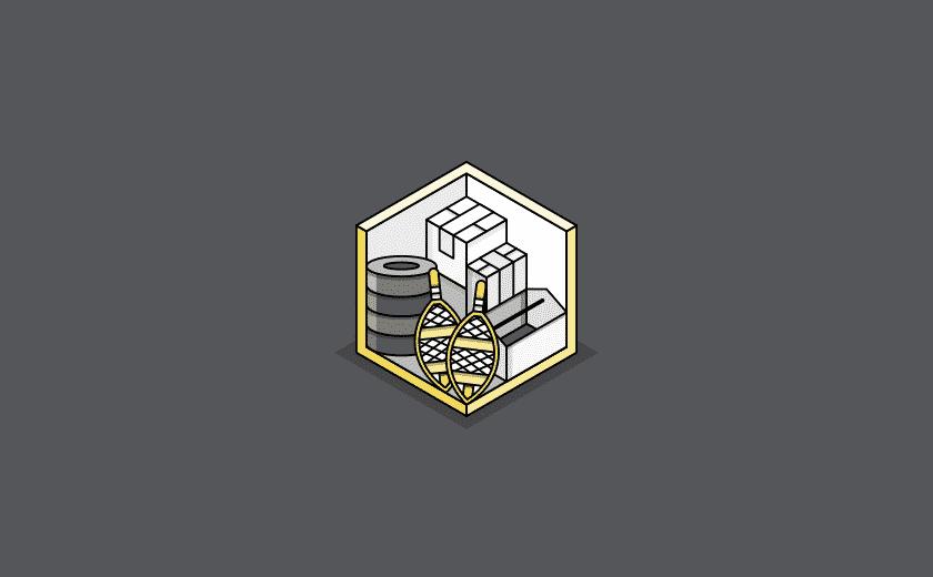 compact storage illustration