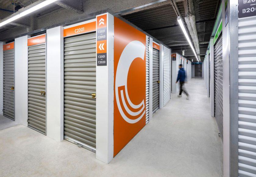 Self Storage Facility Downtown Toronto