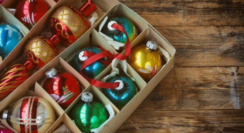 holiday storage hacks