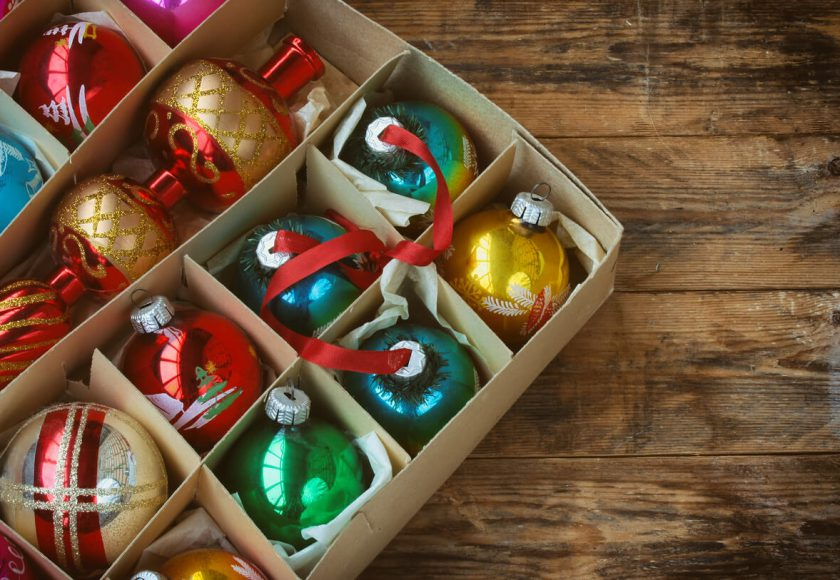 holiday storage hacks