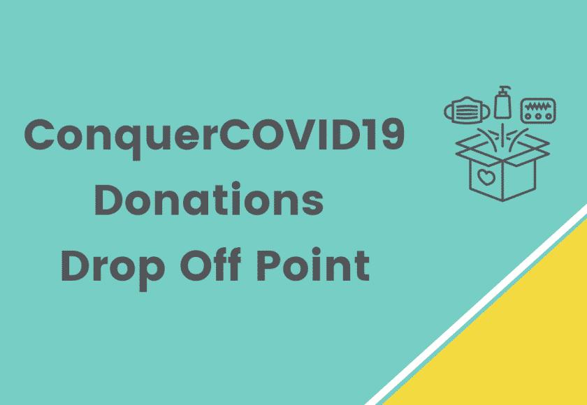 Conquer Covid19 Donations