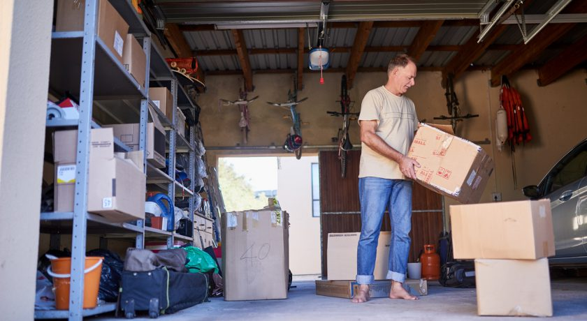 How to Do a Massive Garage Cleanout