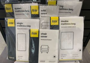 Covers and bags