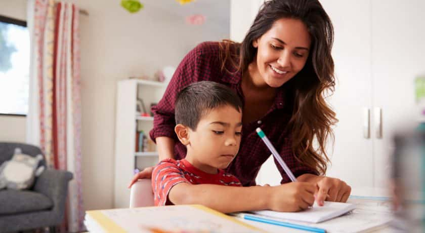 Help Your Child Stay Organized