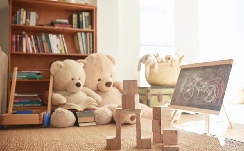 Organizing and Storing Your Children's Toys