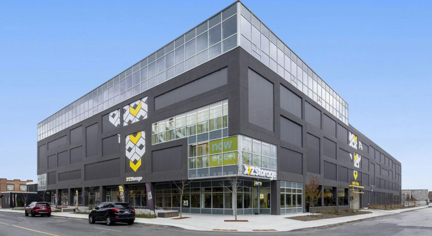 XYZ Storage Downtown Toronto Facility