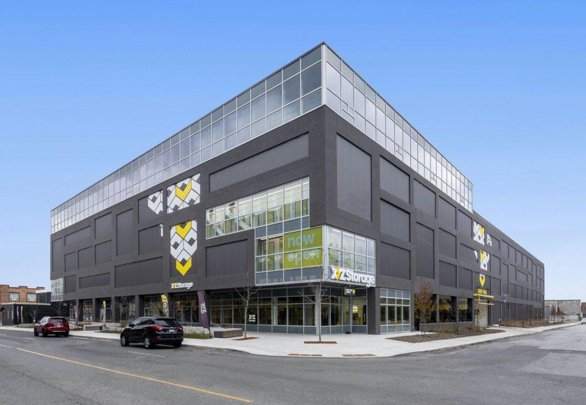 XYZ Downtown facilities